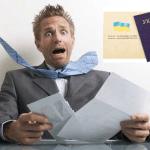 Что делать, если вы потеряли (у вас украли) украинский паспорт