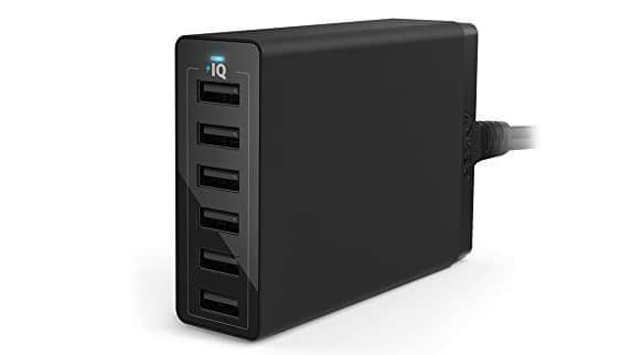 Das beste Multiport USB-Ladegerät