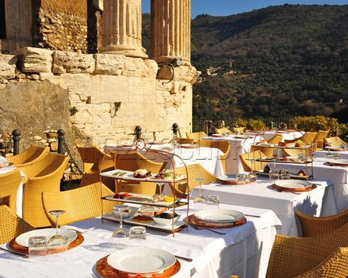 Tivoli Non solo ristoranti ma anche benessere e cultura tra antichi templi e grandi scenari che