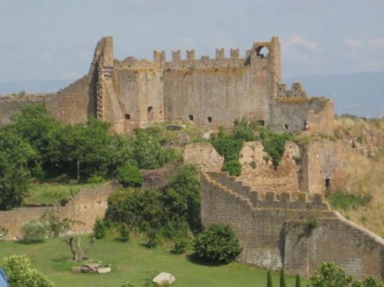 Cotav e Regione Lazio brochure promozionale su itinerari