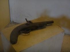 Antique Gun in Museum Keraton Surakarta