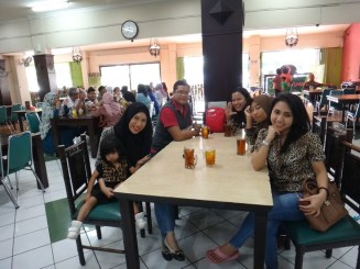 At Adem Ayem Restaurant Solo