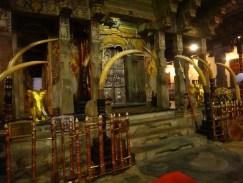 Room Where Monk Pray