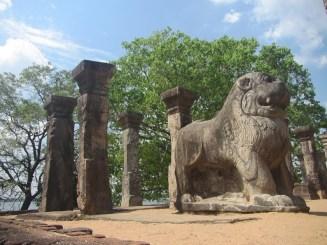Potgul Vihara, Built 12 AD