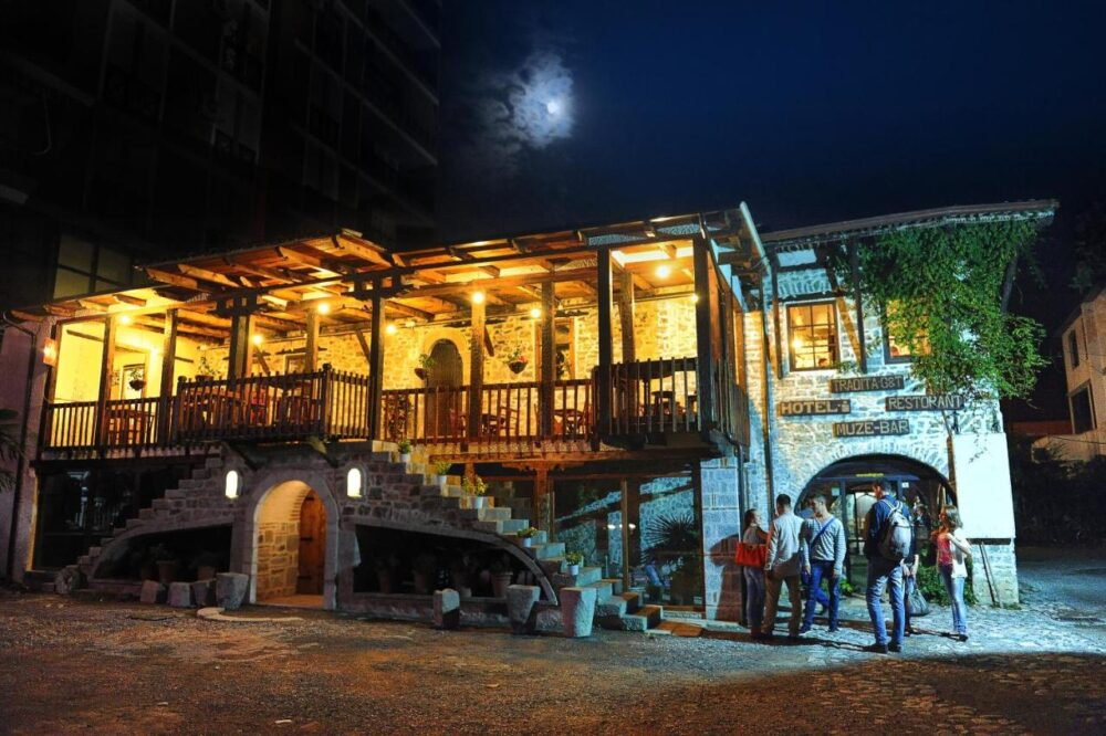 Hotel Tradita shkoder albanie