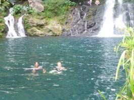 Nice lil swim