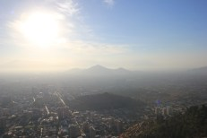 View from San Cristobal