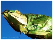 Fish Sculpture, Eden Nature Park, Davao City, Philippines 2011