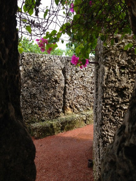 Interesting nooks and crannies at Coral Castle