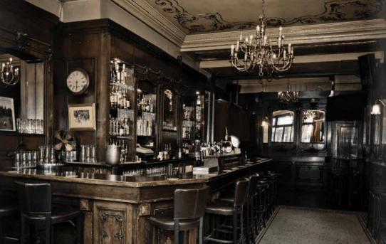 The Oak pub in Dublin