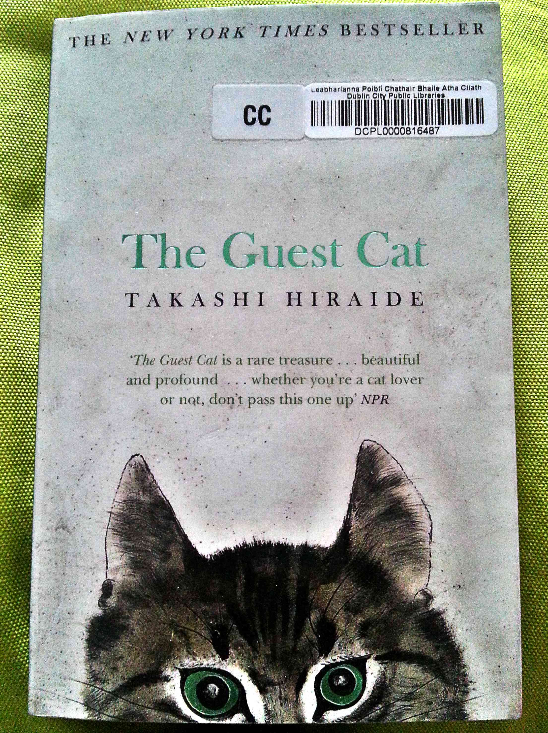 The Guest Cat by Takashi Hiraide