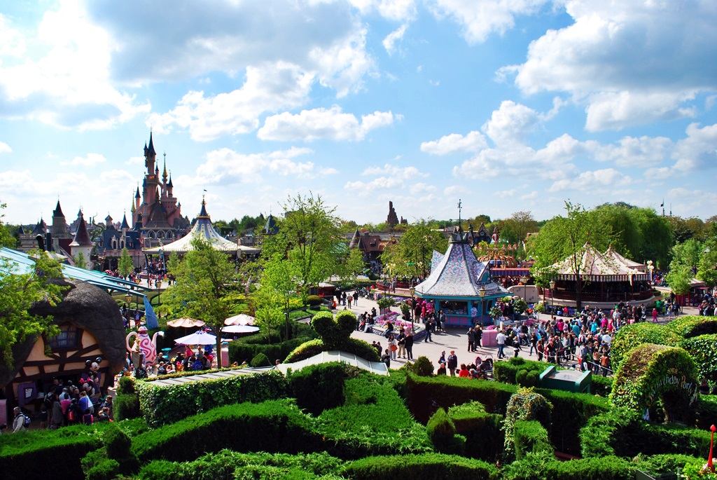 Disneyland Paris Park
