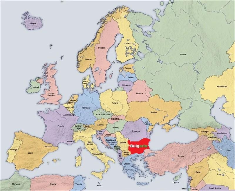 Europe Bulgaria