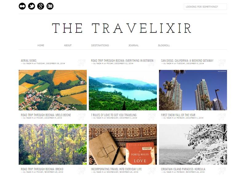The Travelixir