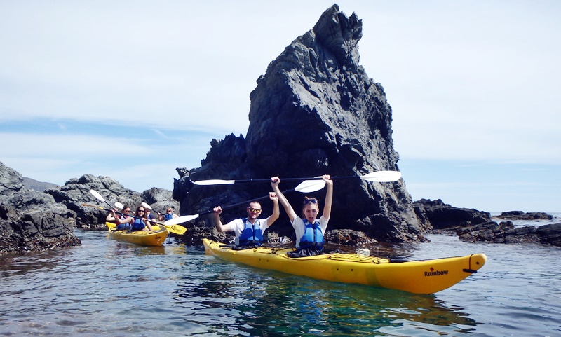 kayaking-in-costa-brava