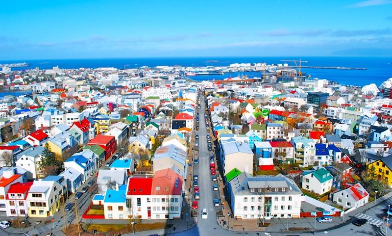 reykjavic iceland