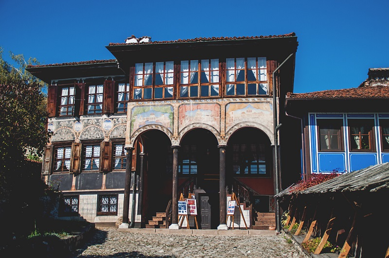 wandering around koprivshtitsa, bulgaria