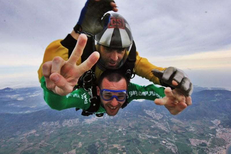 Skydiving in EMpuriabrava review