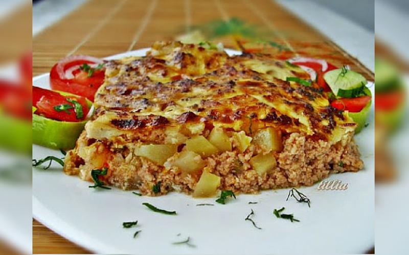 Bulgarian Moussaka