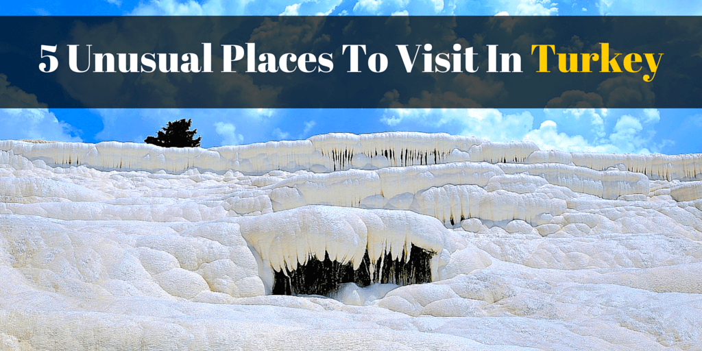 unusual places to visit