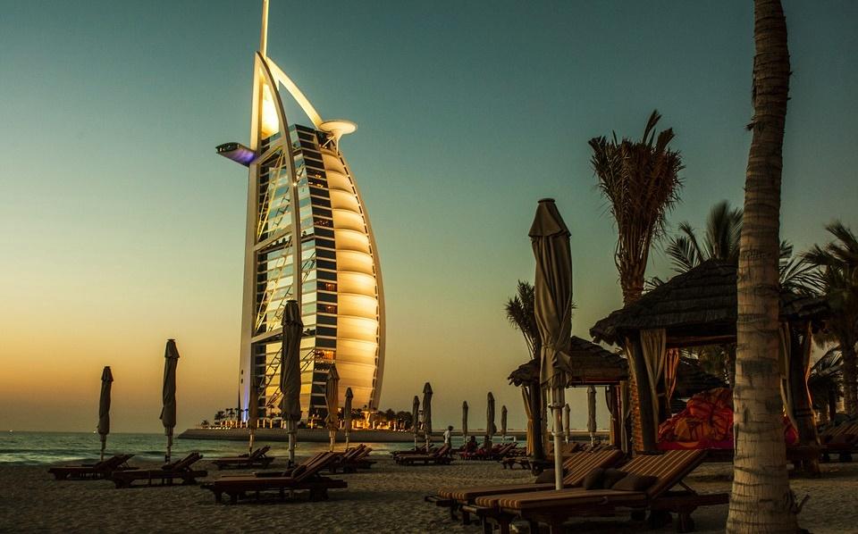 burj-Dubai for the Time Traveller