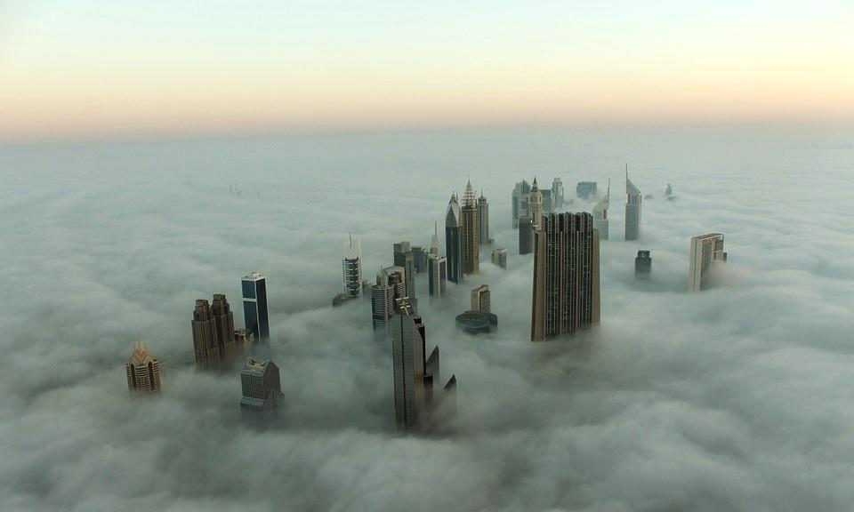 Dubai for the Time Traveller