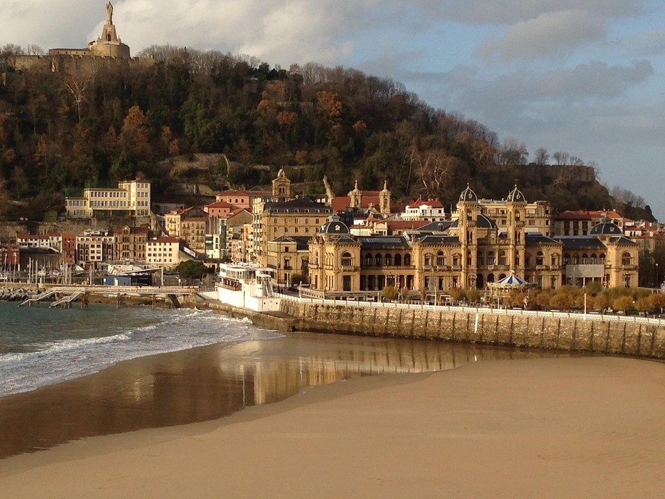 San Sebastian Northern Spain