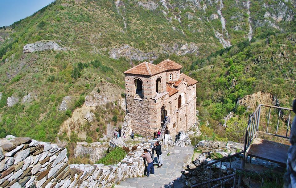 Asen Fortress Bulgaria