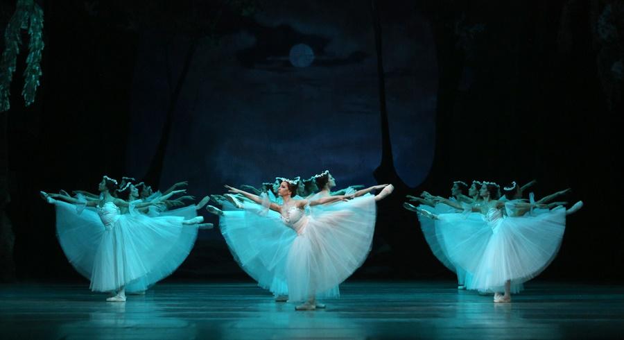 Sofia Opera and Ballet Giselle