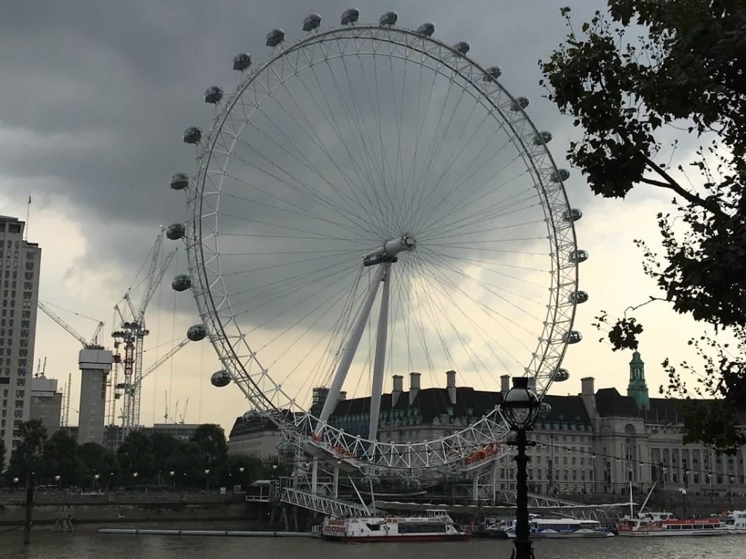 london- london eye