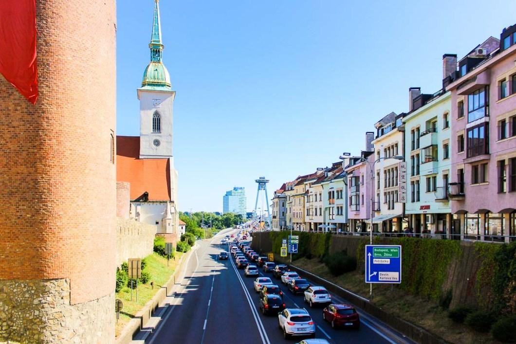 Central Europe - Bratislava, Slovakia