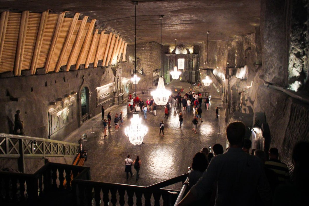destinations in central europe - Wieliczka, Poland