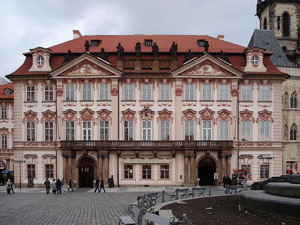 Kinsky Palace Prague