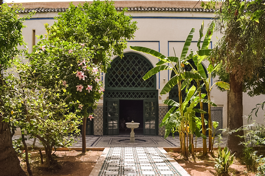 Bahia Palace - What to see in Marrakesh