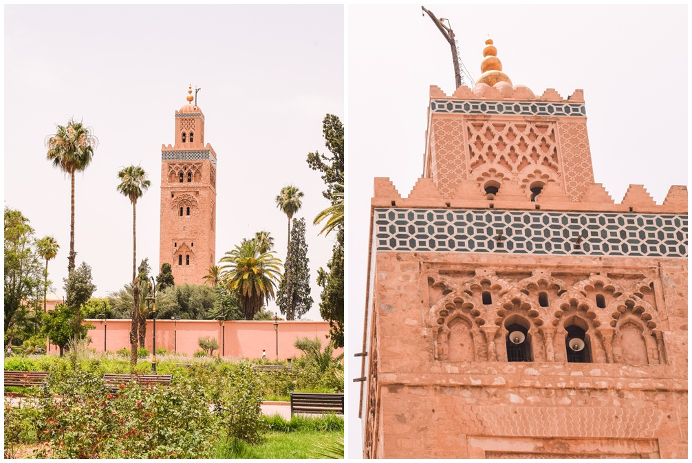 Koutoubia Mosque - What to see in Marrakesh