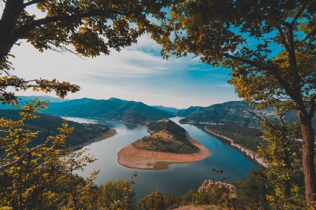 Kardzhali Dam - Rhodope Bulgaria