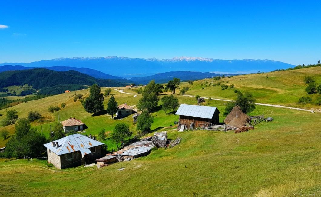 Ortsevo village - Rhodope Mountains Bulgaria