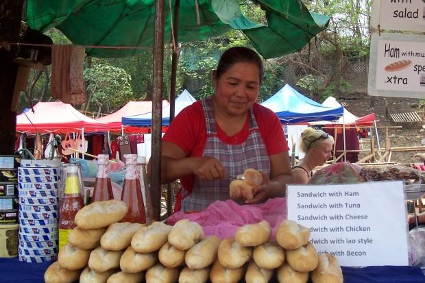 Marketeer, Luang Prabang, Laos