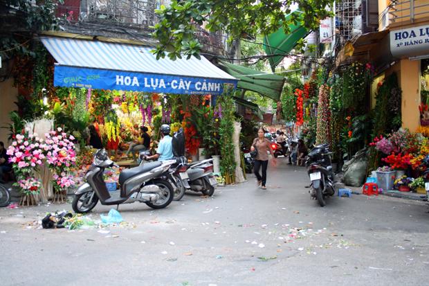 Altstadt Hanoi Vietnam