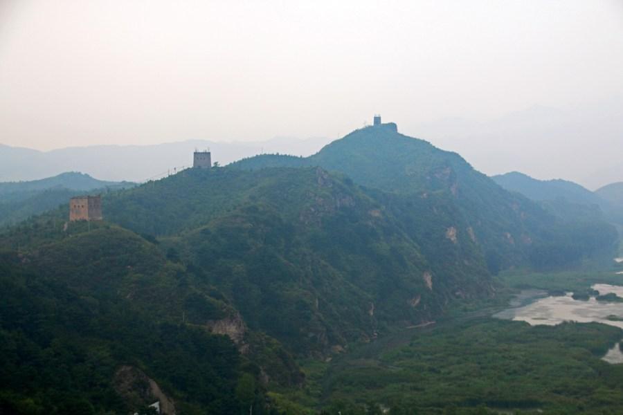 Gubeikou Great Wall Miyun Beijing China Asia