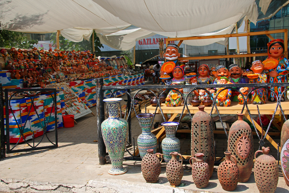 Highlights of Tashkent Chorsu Bazaar