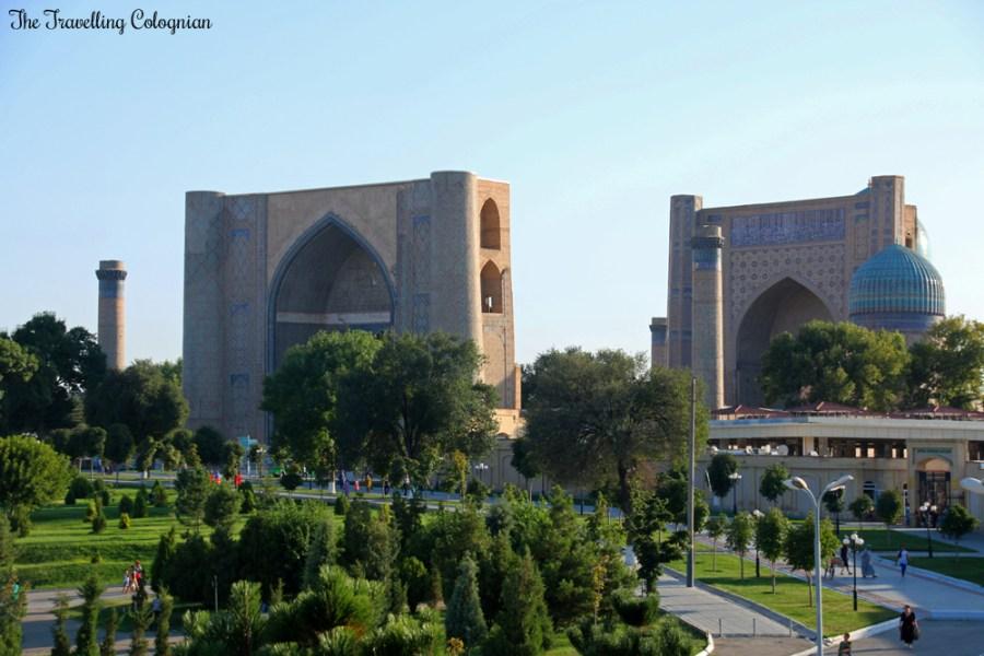 The Jewels of Samarkand - Bibi Khanym Mosque