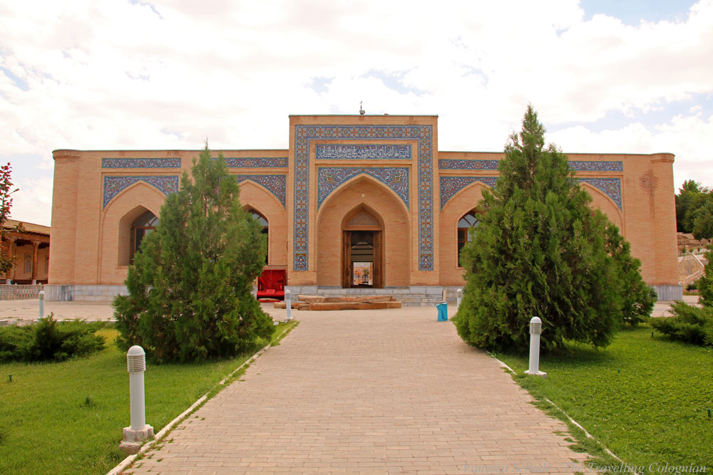 Nurata-Kysylkum-Uzbekistan-Chashma-Complex-Nurata-Shrine