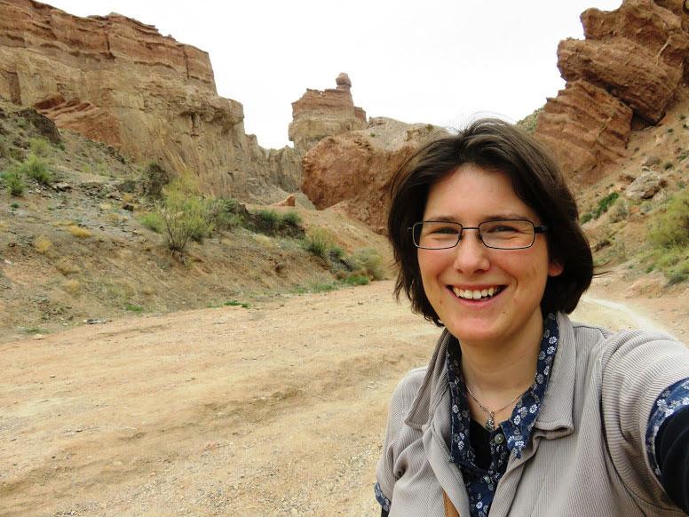 Tipps Kasachstan Kirgistan Tadschikistan Zentralasien ASIEN Scharyn Canyon Ellis Veen
