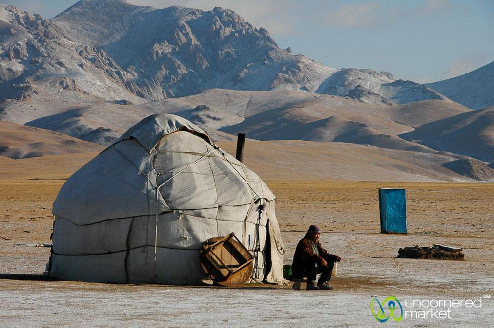 Tipps Kasachstan Kirgistan Tadschikistan Jurte Zentralasien ASIEN