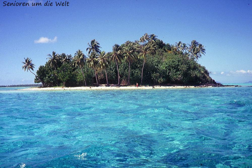 Südseeinsel Französisch Polynesien OZEANIEN