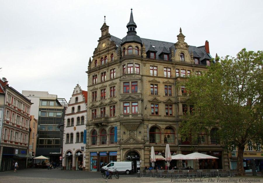 Kohlmarkt Braunschweig Niedersachsen Deutschland