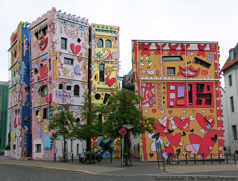 Happy RIZZI House Brunswick Lower Saxony Germany EUROPE