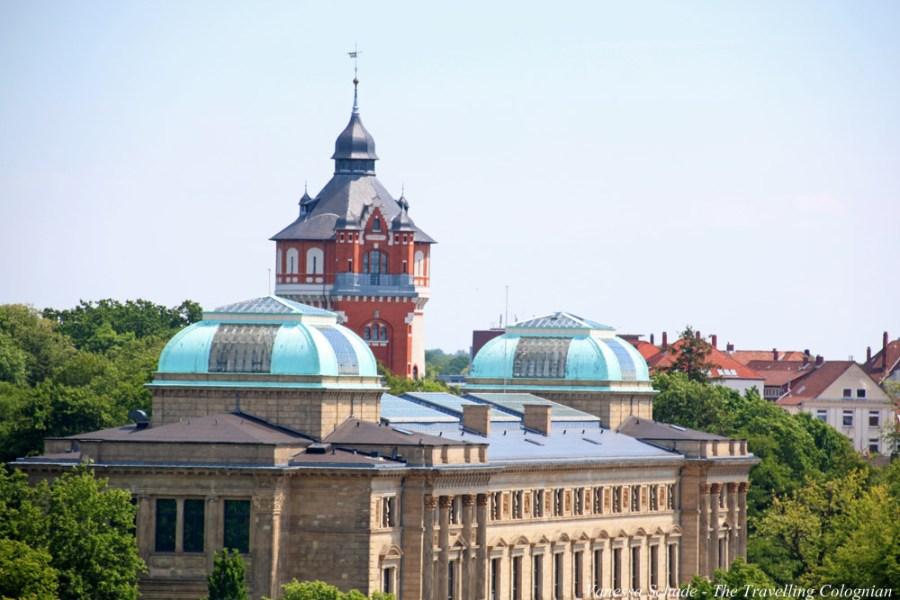 Wasserturm Braunschweig Niedersachsen Deutschland EUROPA