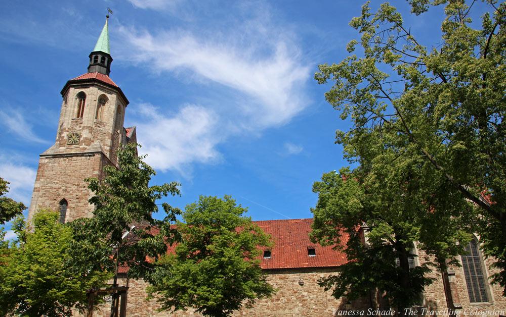 Magnikirche Braunschweig Niedersachsen Deutschland